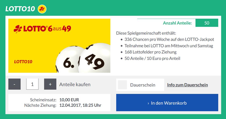 lotto24 spielgemeinschaft erfahrungen
